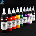 OPHIR 9 Colors Professional Tattoo Ink Pigment 30ml/Bottle Permanent Tattoo Inks for Body Tattoo Art Supply _TA021