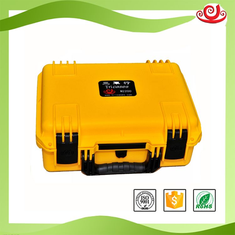 Tricases factory OEM/ODM Portable Waterproof dustproof hard plastic case M2200 tricases factory oem odm waterproof hard plastic case profession trolley tool cases m2360