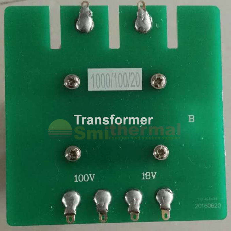 1000/100/20V Transformer for Medium frequency thyristor Induction cast furnace вентилятор 120x120 zalman zm f3 fdb sf