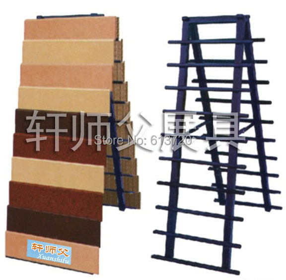 Display Stand For Wall Tile Marble
