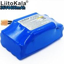 цена на Liitokala 36v battery 10s2p battery pack 36V 4.4Ah lithium battery 4400mAh balance car li-ion built-in bms