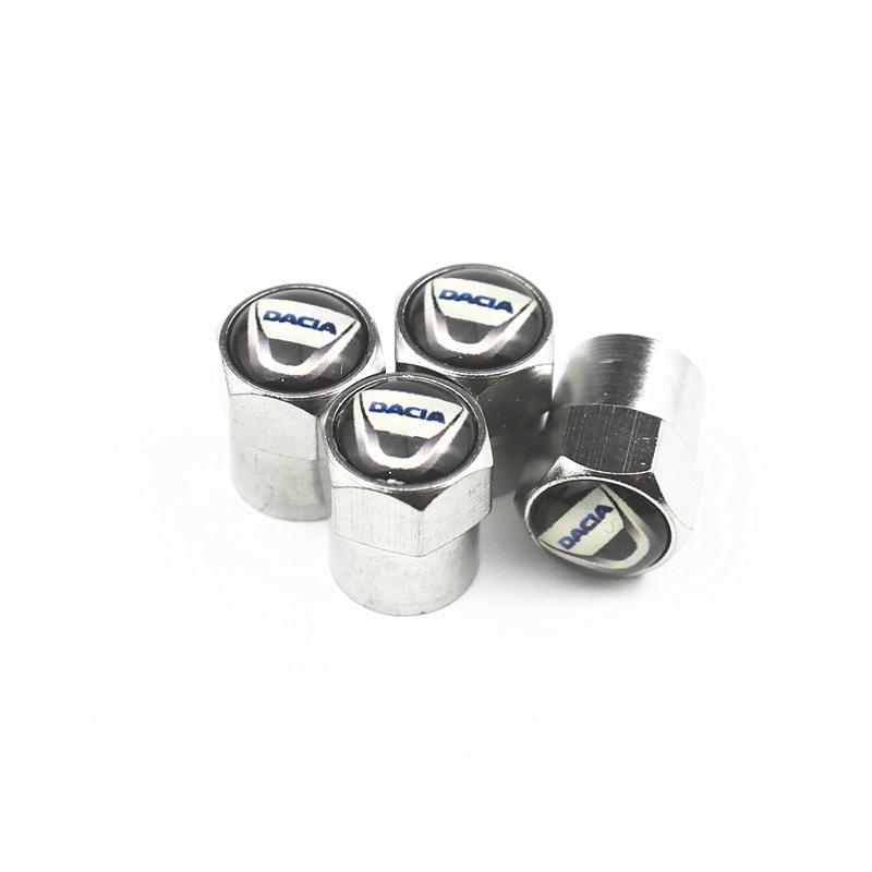 4pcs style Metal Wheel Tire Valve Caps Case For Vw Hyundai Toyota Nissan Audi Skoda Renault Opel Lada Chevrolet Car Accessories 18