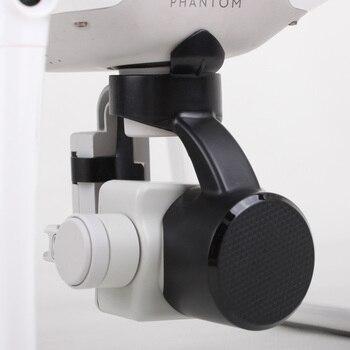 Tapa de objetivo de cámara Gimble para DJI phantom 4 PRO/4PRO +/4 Advanced/4 Advanced + Accesorios funda protectora cubierta de cámara