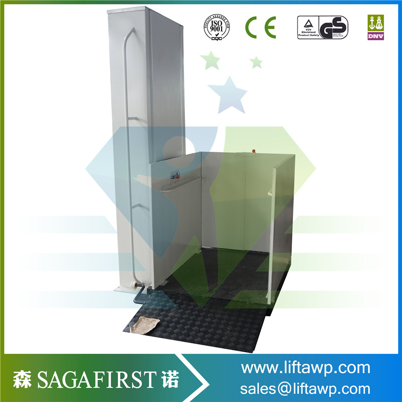 Hot Sale!!!!  Indoor Use Elevator/ Wheelchair Lift For Elder And Disabled