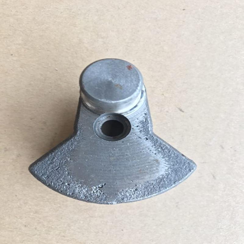 4500PSI PCP Compressor Single Cylinder Compressor Spare Parts Crankshaft Rotor 1 Pcs