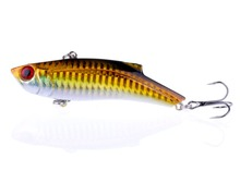 90MM 26G HOT NEW big VIB Fishing Lures Siking Trigger-X artificial Rapa ICE bass catfish carp bass panfish trout walleye tilapia