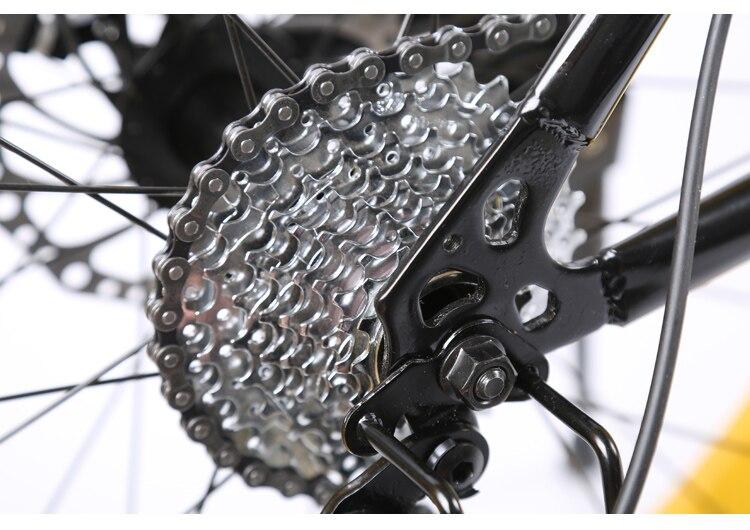 """HTB1WrjhyIyYBuNkSnfoq6AWgVXa4 Youma new arrival 7/21/24/27 speeds Fat bike 26 inch 26x4.0"""" Fat Tire Snow Bicycle free shipping"""