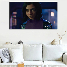 Film Alita Battle Angel Canvas Posters Prints Wall Art Oil Painting Decorative Picture Bedroom Modern Home Decoration Framework