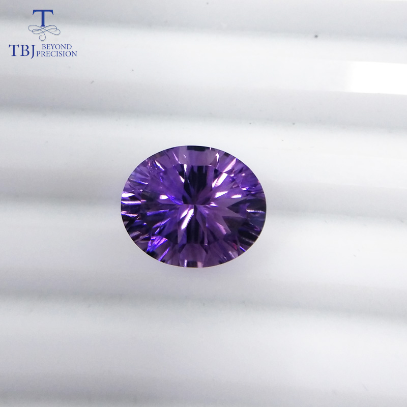 Tbj Natural Amethyst Oval...