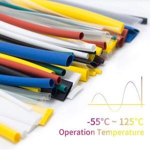 Image 3 - 328 шт., 164 шт., термоусадочные трубки