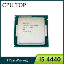 Intel Core I5 4440 3.1 Ghz 6 Mb Socket Lga 1150 Quad-Core Cpu Processor SR14F