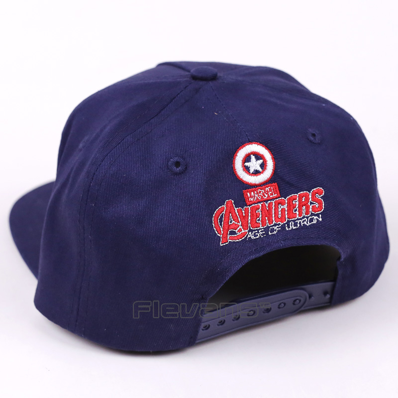 973c935cebdc1 2017 Marvel Avengers Captain America Men Women Baseball Cap Snapback  Printing Hip Hop Hats Quality Cotton Caps Bone-in Baseball Caps from  Apparel ...