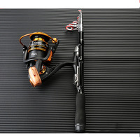 1.5-2.3m Portable Mini Telescopic Carbon Fibe   Fishing     Rod   Pole for Sea River Lake Boat   Fishing   High Strength   Fishing     Rods