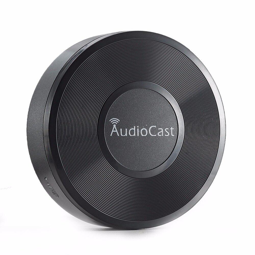 Funkadapter Tragbares Audio & Video Wifi Audio Empfänger 3,5mm 2,4g Audiocast Wifi Musik Airplay Dlna Ios Android Hifi Audio Lautsprecher Für Iphone Ipad Lautsprecher Bhm5-1