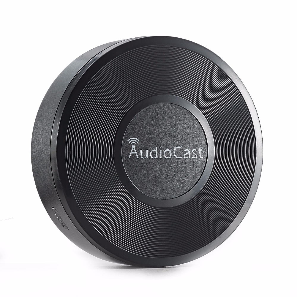 WIFI Audio Receiver 3 5mm 2 4G AudioCast WIFI Music Airplay DLNA IOS Android HIFI Audio