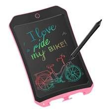 Цветной ЖК планшет для письма доска рисования и 85 дюйма с кнопкой