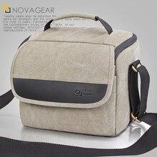 NOVAGEAR 80702 Professional DSLR Camera Bag Shoulder Bags Universal for Nikon SLR canon