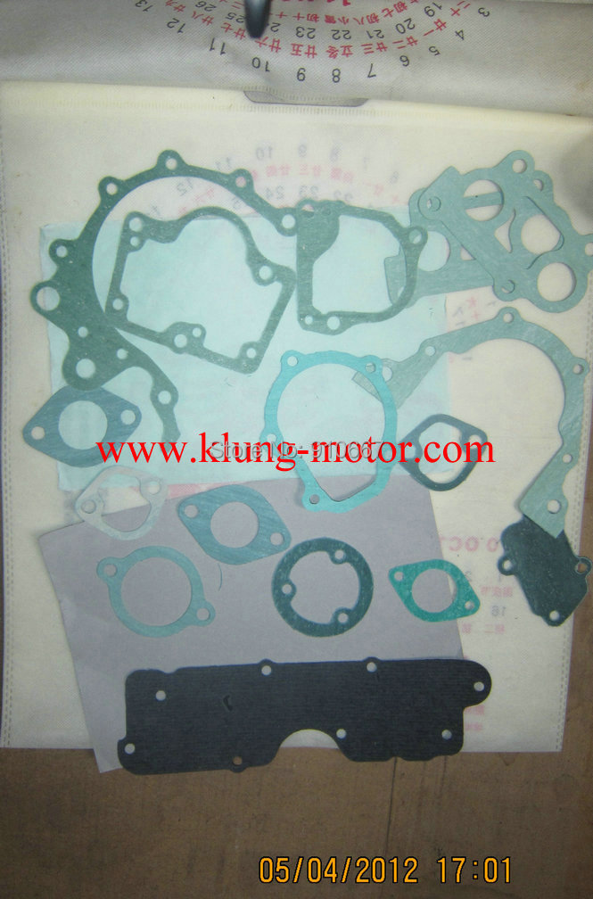 KLUNG 1100  465 engine paper gasket kit  for goka dazon 1100 buggies, go karts ,quads, offroad vehicles