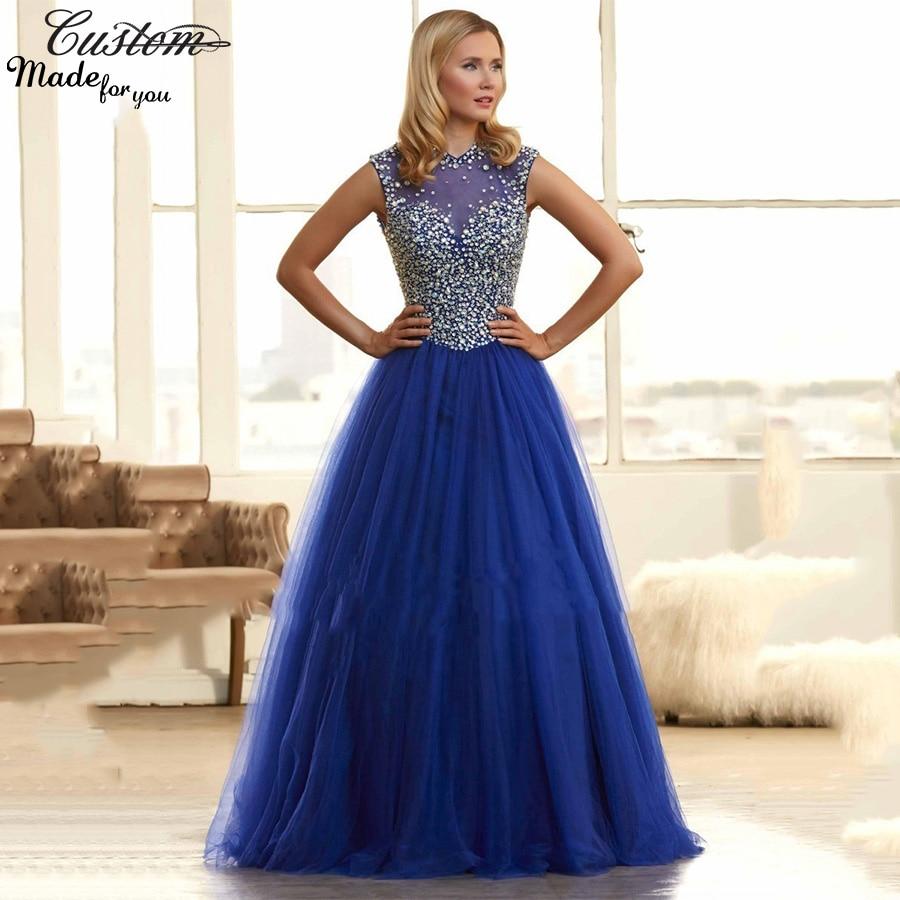 Royal Blue Formal Dresses