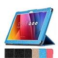 """Высокое Качество, Модные Кожаные Case Для ASUS ZenPad 10 Z300C Case Luxury 10.1 """"откидная Крышка Для ASUS ZenPad10 Крышка Tablet PC Shell"""