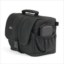 Lowepro Adventura 120 الرقمية SLR كاميرا مثلث حقيبة كتف غطاء للمطر المحمولة الخصر حالة الحافظة لكانون نيكون