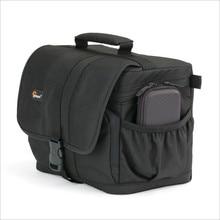 Lowepro aventua 120 appareil photo reflex numérique Triangle sac à bandoulière housse de pluie Portable taille boîtier étui pour Canon Nikon