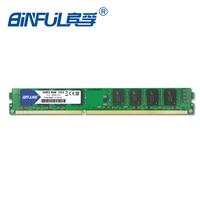 Binful 8GB 1333MHz PC3 10600 Desktop Memory RAM Non ECC System High Compatible 1 5v