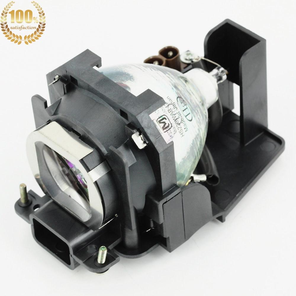 WoProlight ET-LAB30 Lampe De Rechange Avec boîtier Pour Panasonic PT-LB30 PT-LB30NT PT-LB55 PT-LB60NT PT-LB30NTE Projecteurs