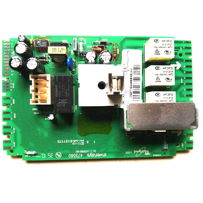 Washing Machine Repair Parts Kit Control Board LNK304 R020 L003 D029 D030 C023