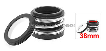 MB2-38 Ceramic Rotary Ring Rubber Bellows Pump Mechanical Seal 38mm image