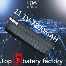 9CELL 7800MAH Laptop Battery FOR Dell GW240 297 M911G RN873 RU586 XR693 for Inspiron 1525 1526 1545 x284g akku