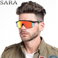 SARA Sunglasses Men Goggle fashion women sunglasses