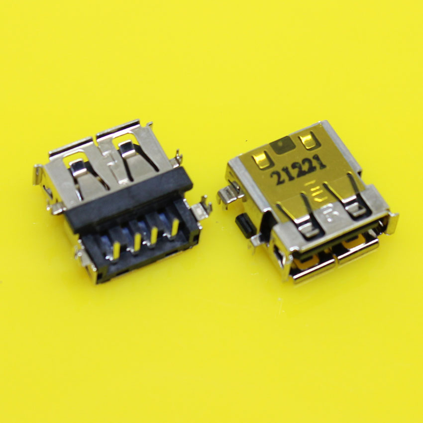 US-178 Laptop motherboard USB jack socket connector for HP NC6400 6910P 6930P