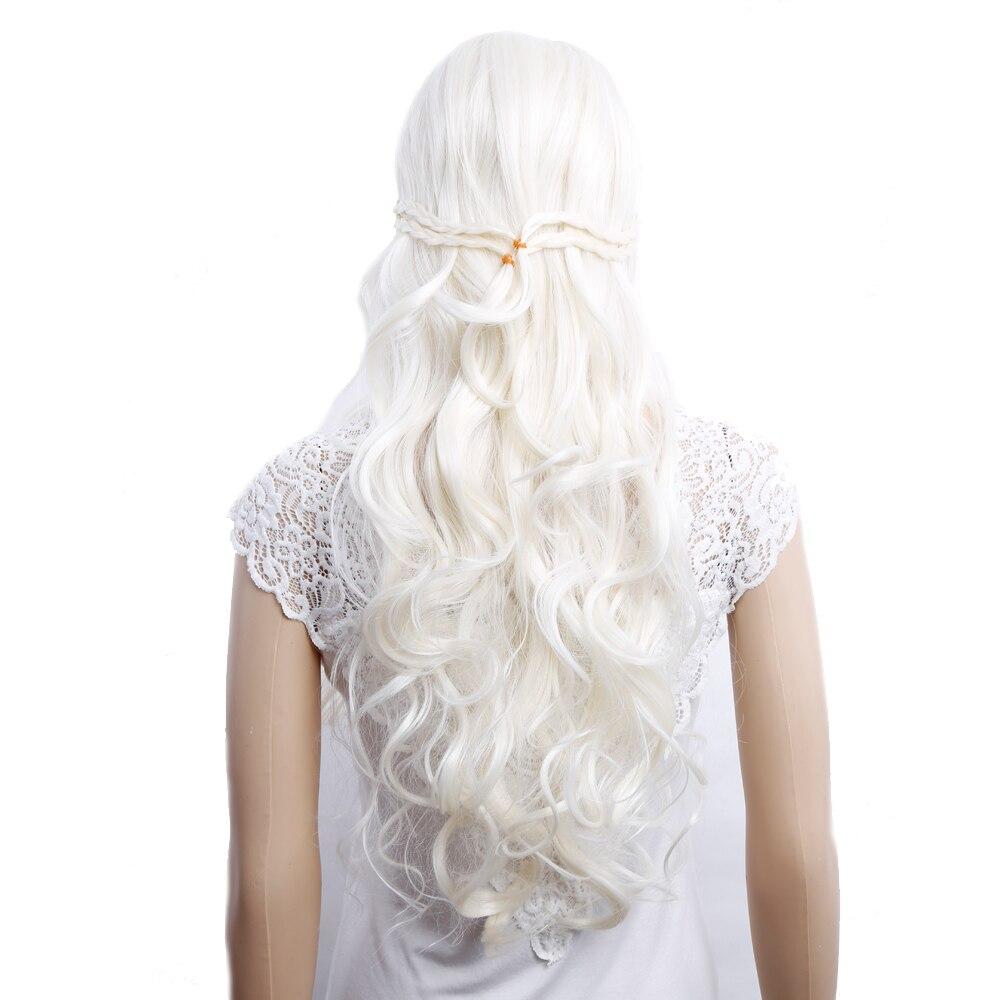cosplay περούκα Νέο παιχνίδι άφιξης των - Συνθετικά μαλλιά - Φωτογραφία 5