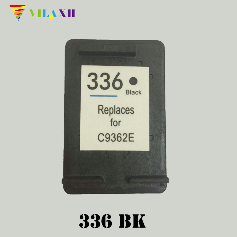 Vilaxh 336 Compatible <font><b>Ink</b></font> cartridge Replacement for <font><b>HP</b></font> 336 for Photosmart 7800 7850 <font><b>C3100</b></font> C3110 C3125 C3140 C3150 C3190 Printer image