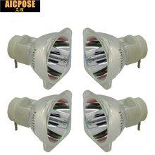 4 unidades/lotes Lâmpada 200 W 5R Feixe de Luz, 7R 230 W, 2R, 10R, 15R, 16R, 17R Moving de Iodetos Metálicos Lâmpadas Halógenas de Platina
