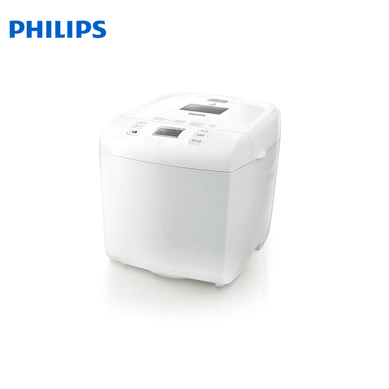 Bread Makers PHILIPS HD 9016/30 14 free shipping bakery machine full automatic multi function zipper dl t06a 220v 50hz fully automatic multifunctional bread machine intelligent and face yogurt cake machine 450g 700g capacity 450w
