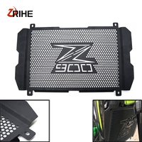 For Kawasaki Z900 Motorcycle Accessories Aluminum Radiator Grill Guard Cover Z 900 2017 2018