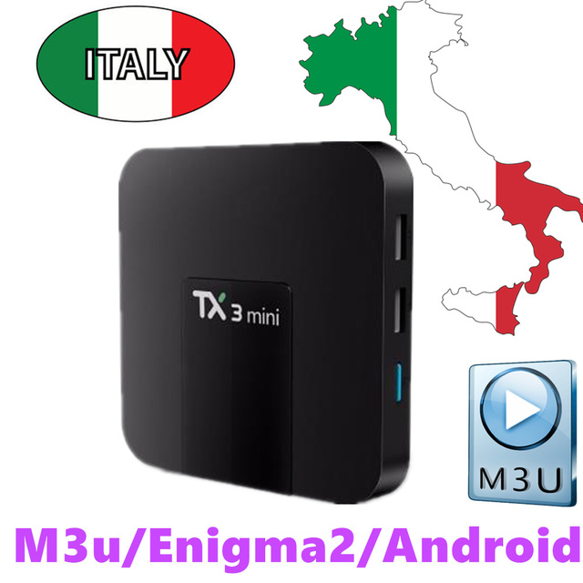 US $8 71 12% OFF|IPTV M3U Enigma2 for iptv Italy UK Germany France Belgium  Spain Primafila Mediaset Premium APK For Android Smart TV-in Set-top Boxes