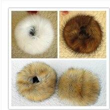 Free shipping Thickening fur sets of bracelet wrist cuff wrist imitation rabbit hair hand ring sleeve imitation fur sleeves