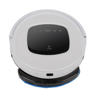 Smad Home Electric Automatic Robot Vacuum Cleaner Powerful Suction Intelligent Suction Adjustment Robot Vacuums Floor Cleaner