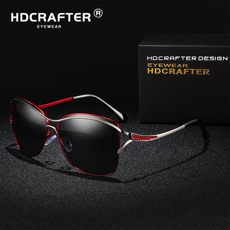 a904a7bdc Comprar Óculos De Sol Polarizados Clssic Retro Do Vintage Óculos de Sol Das  Senhoras Óculos De Marcas De Luxo Para Mulheres oculos feminino UV400  Baratas ...