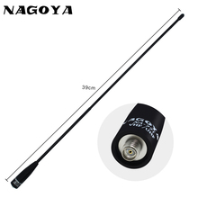Original Nagoya NA-771 SMA-F SMA Female Two Way Radio Dual Band VHF/UHF 144/430MHz Antenna For Baofeng UV-5R UV-B5 UV-B6 BF-888S