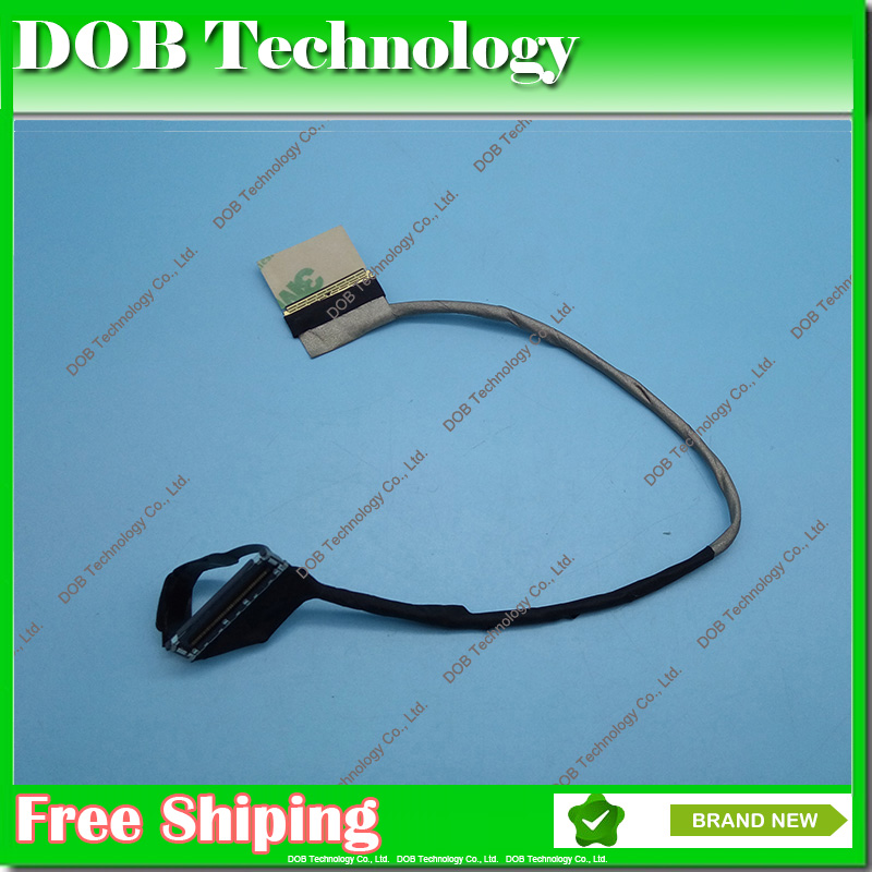 Genuine LCD Video Cable for Sony Vaio SVS13 SVS13A SVS131 laptop Screen LVDS Cable 364-0111-1105_A 1CH 364-0211-1104_A 2ch genuine lcd video cable for sony vaio svs13 svs13a svs131 laptop screen lvds cable 364 0111 1105 a 1ch 364 0211 1104 a 2ch