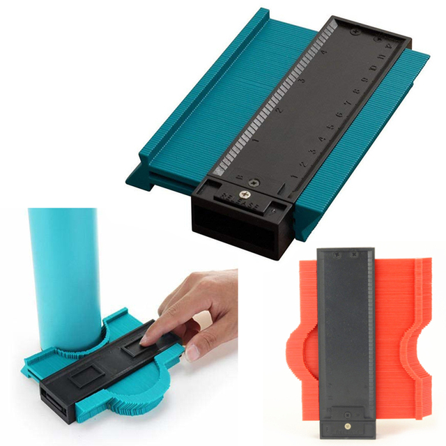 Plastic Contour Gauge Duplicator