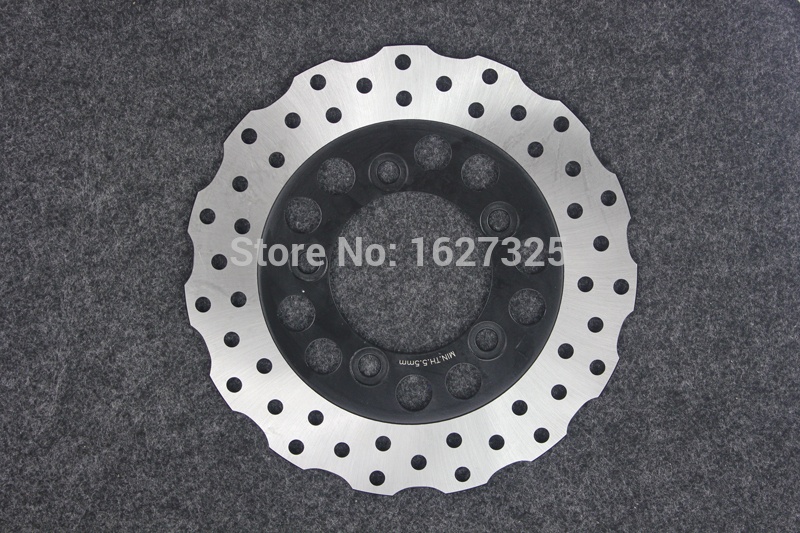Brand new Motorcycle Rear Brake Disc Rotors For GTR 1000 86-93 Universel