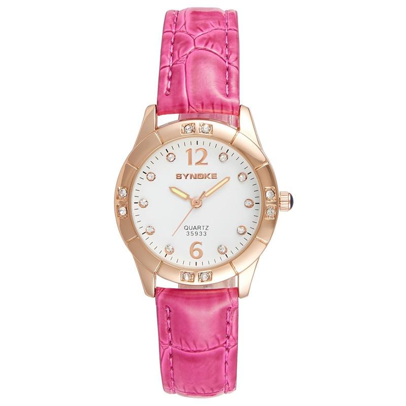 SB0002 Zegarki damskie Wysokiej klasy zegarki damskie zegarki Ze - Zegarki damskie - Zdjęcie 4