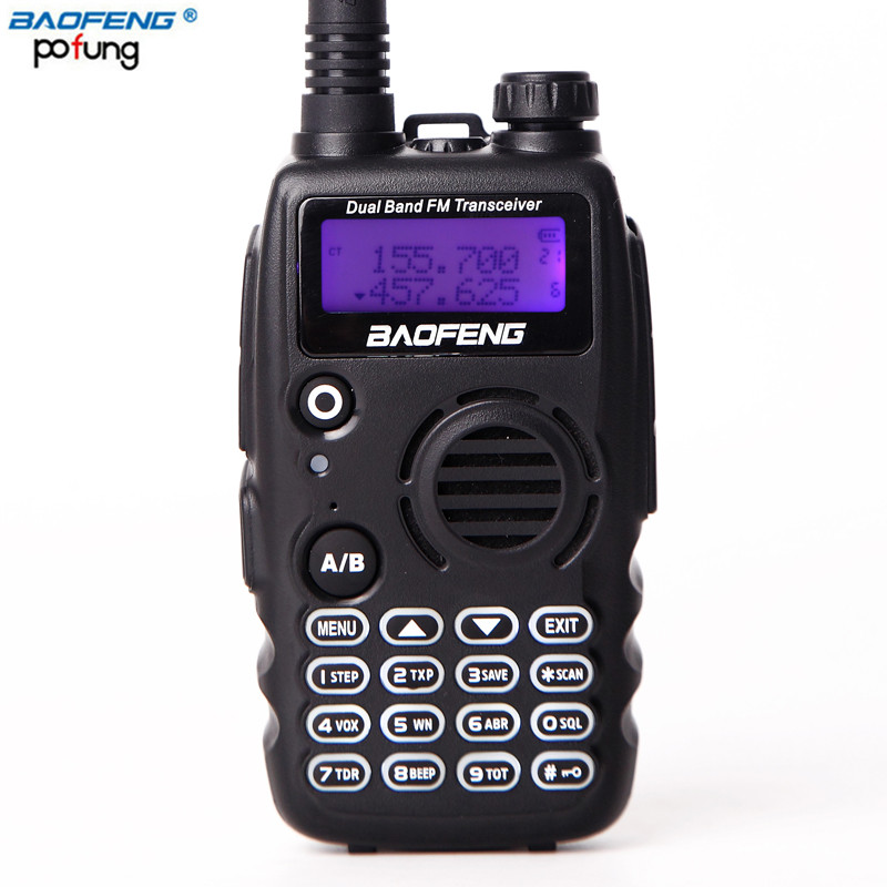 BAOFENG A 52 Upgrade Version Two Way Radio 5W 136 174 400 470MHZ VHF UHF Dual