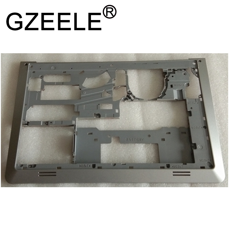 GZEELE Laptop Bottom Case Base Cover For DELL Inspiron 15-5000 5547 5545 5548 5557 15M Laptop Replace Lower Case 006WV6 06WV6