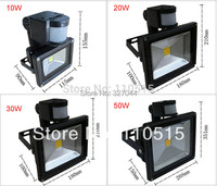bulk sale Waterproof IP65 10W 20w 30w 50w 70w 100w high power RGB led square light floodlight with IR controller for square